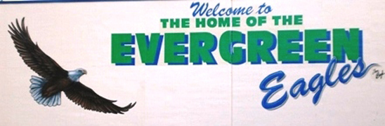 Welcome to the home of the Evergreen Eagles